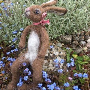 Needle Felted Hare Workshop - Riverside Beads