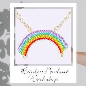 Rainbow Britch Stitch Workshop - Riverside Beads