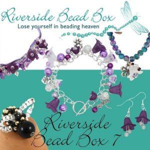 Riverside Bead Box No7 - Riverside Beads