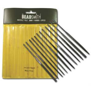 12pcs Needle File Set - Riverside Beads