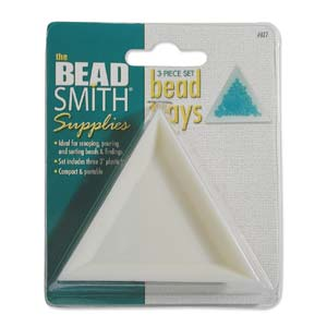 3 Piece Bead Tray - Riverside Beads