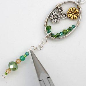 Beaded Crystal Suncatcher Kit - Riverside Beads