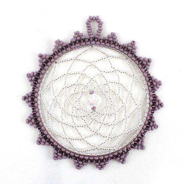 Purple Dream Catcher Kit - Riverside Beads