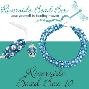 Riverside Bead Box #10 - Riverside Beads