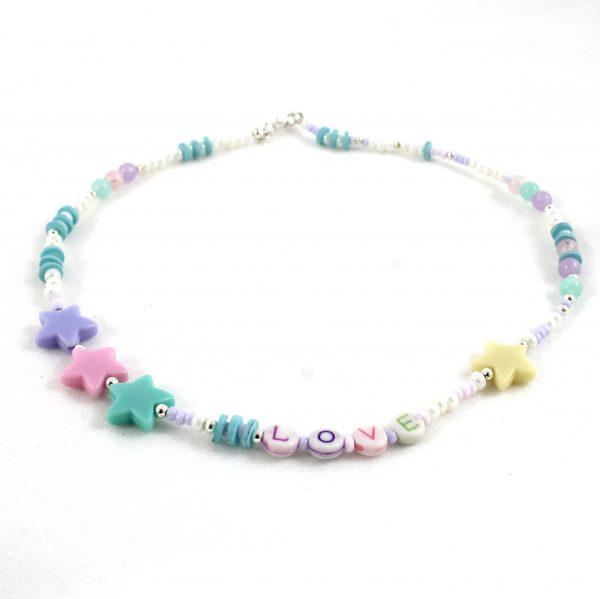 Summer Necklace Bead Kit - Riverside Beads