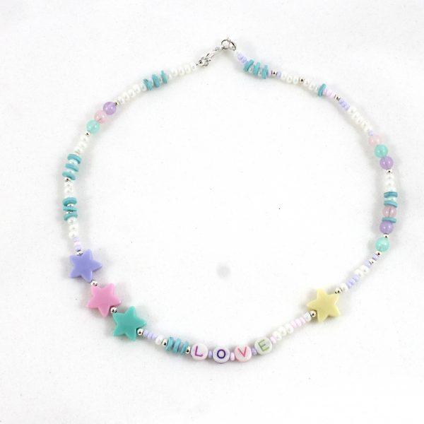 Summer Necklace Bead Kit - Riverside Beads Kits