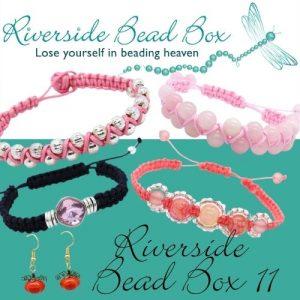 Riverside Bead Box #11 - Riverside Bead Box