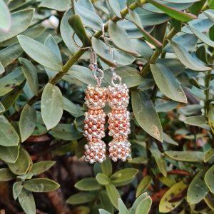 RoseGold Beaded Cracker Kit - Riverside Beads
