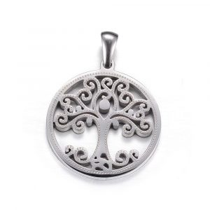 Tree of Life 3 Charms - Riverside Beads