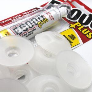 E6000 Glue and Bobbins - Riverside Beads