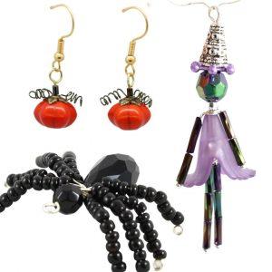 Halloween Trio Beading Kit - Riverside Beads