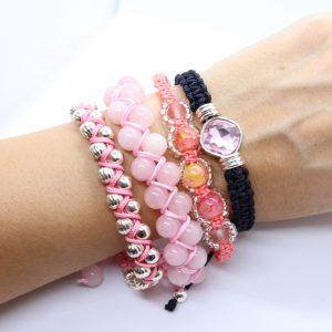 How to make macramé bracelets