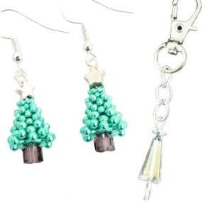 Christmas Tree Charm Collection - Riverside Beads