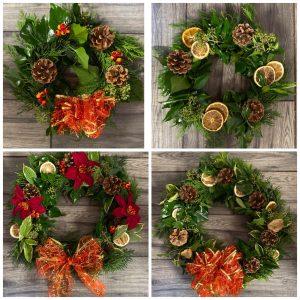 Christmas Wreath Workshop 2021 - Riverside Beads